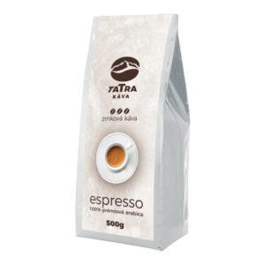 TATRA Káva 100% Arabica 500g