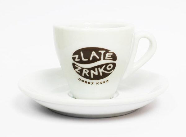 Šálka espresso Zlaté Zrnko (80ml)